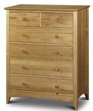 Kendal Pine 4+2 Drawer Chest